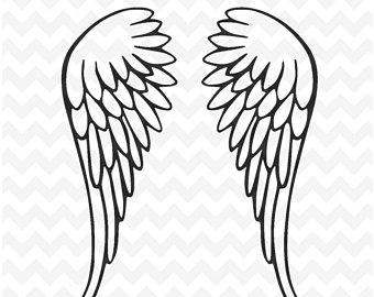angel wings svg free #564, Download drawings