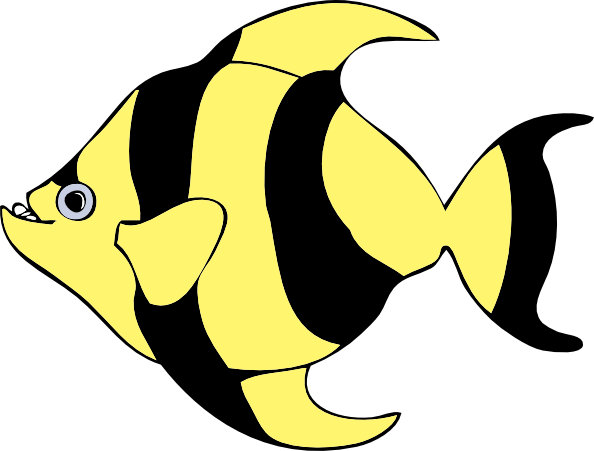 Angelfish clipart #5, Download drawings
