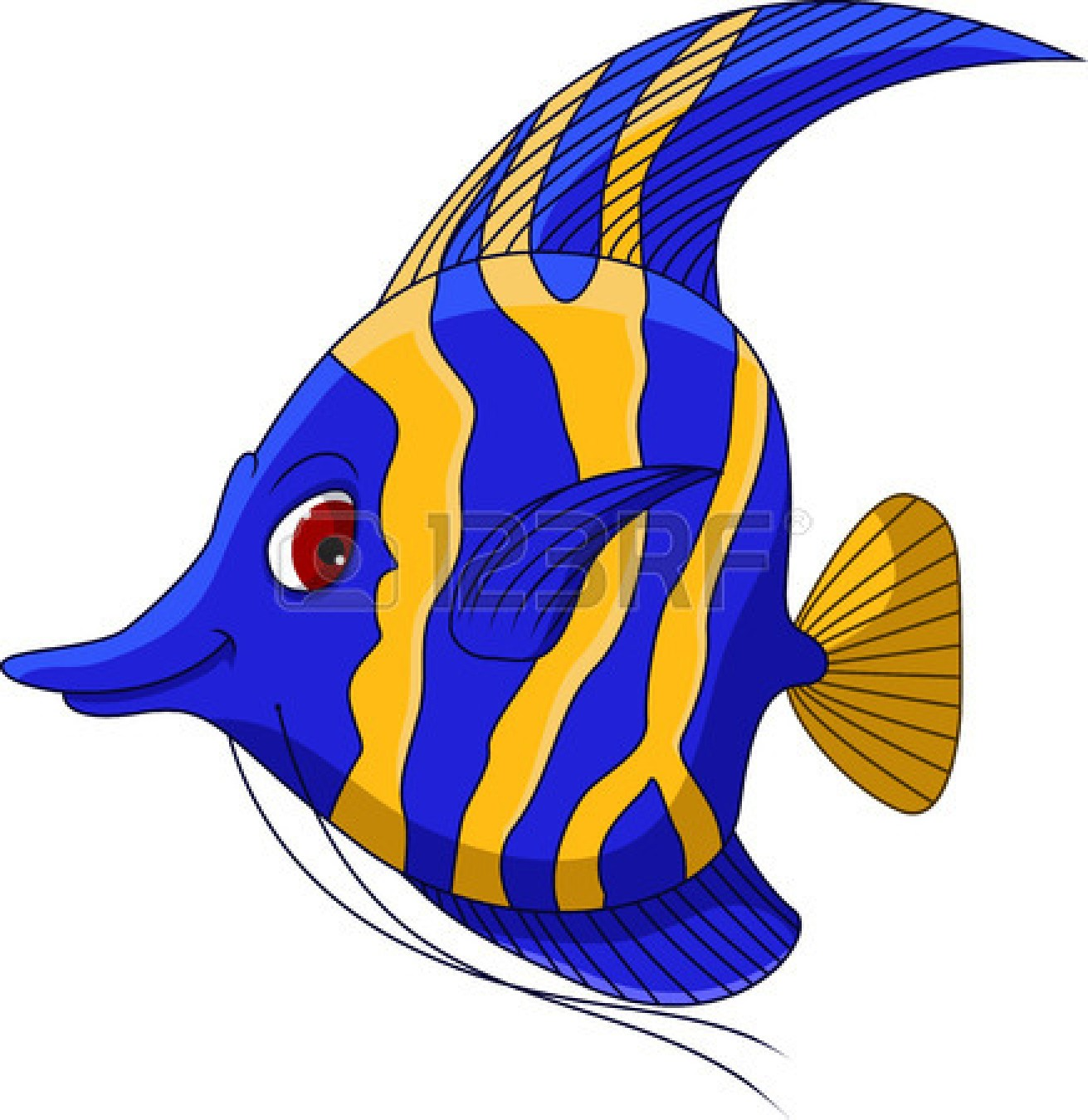 Angelfish clipart #17, Download drawings