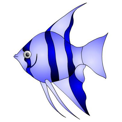 Angelfish clipart #14, Download drawings