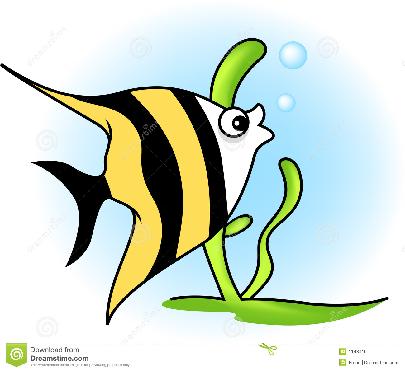 Angelfish clipart #7, Download drawings