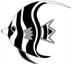 Angelfish clipart #20, Download drawings
