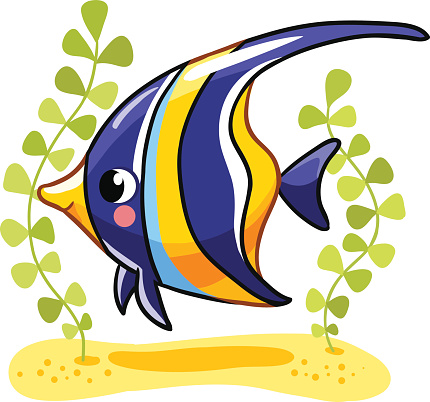 Angelfish clipart #18, Download drawings