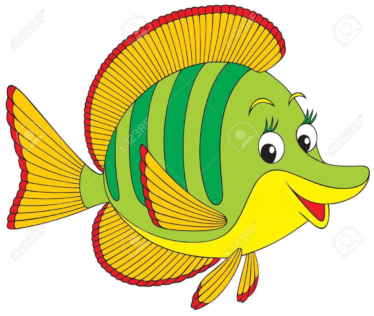Angelfish clipart #8, Download drawings