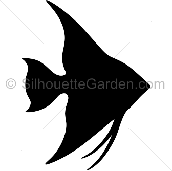 Angelfish svg #1, Download drawings