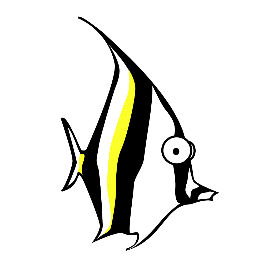 Angelfish svg #13, Download drawings