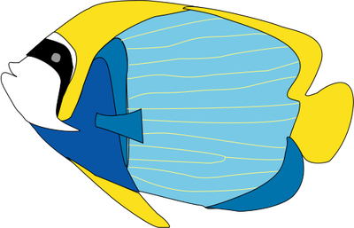 Angelfish svg #11, Download drawings