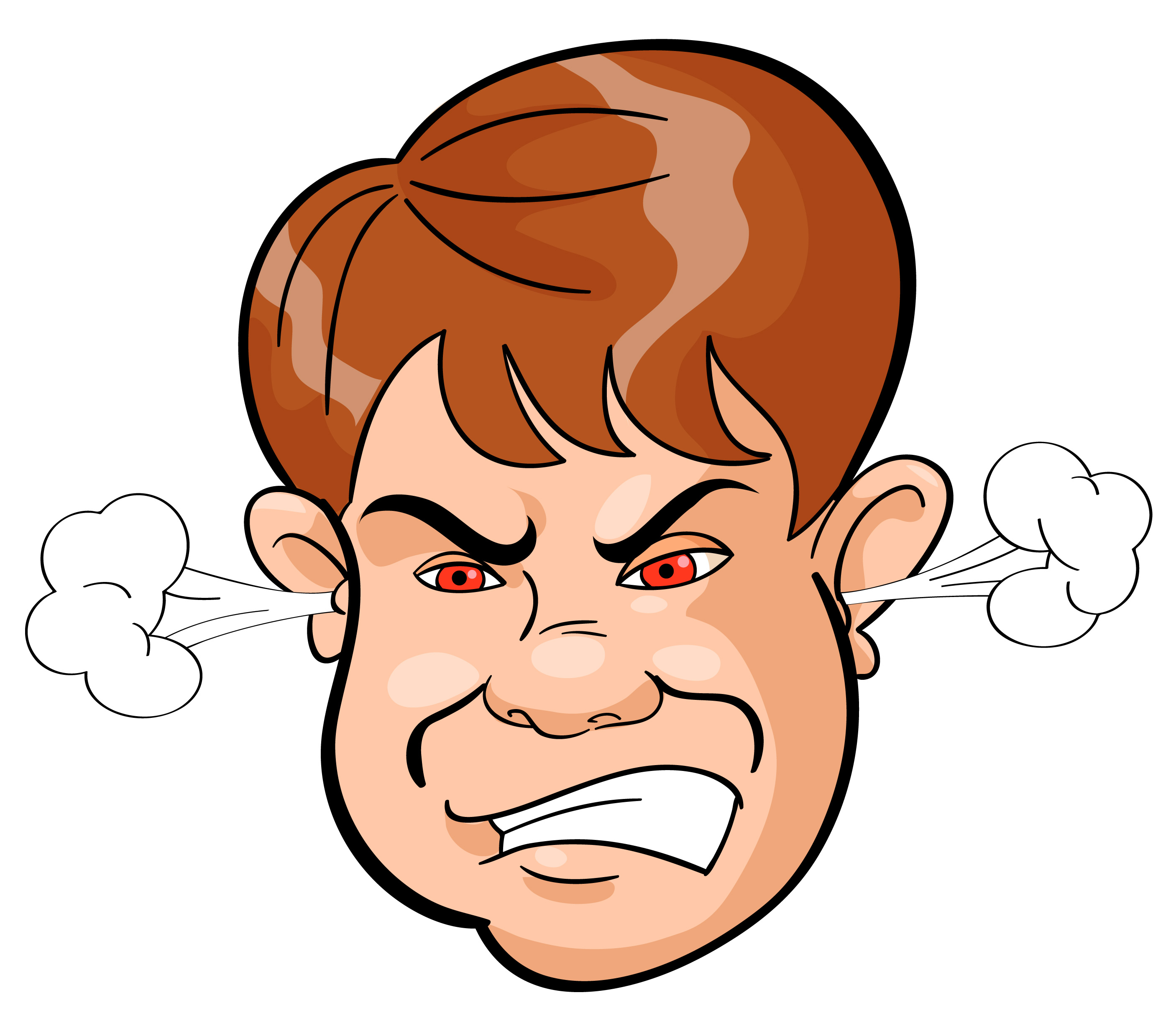 Anger clipart #5, Download drawings