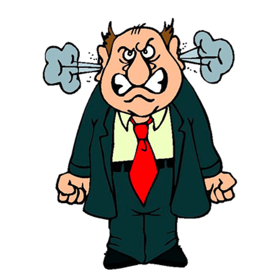 Anger clipart #19, Download drawings