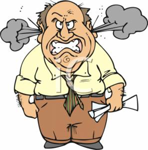 Anger clipart #6, Download drawings
