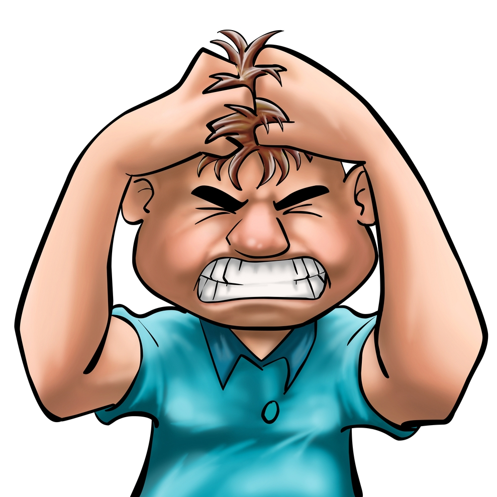 Anger clipart #7, Download drawings