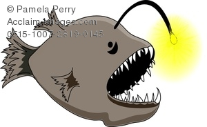 Anglerfish clipart #5, Download drawings