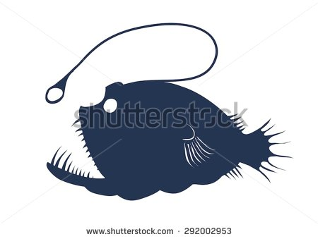 Anglerfish clipart #9, Download drawings