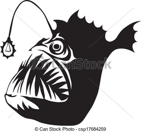 Anglerfish clipart #7, Download drawings
