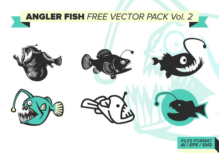 Anglerfish svg #7, Download drawings