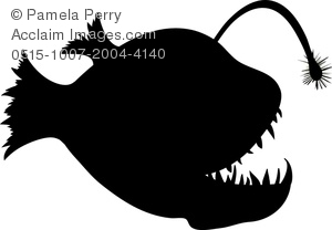Anglerfish svg #6, Download drawings