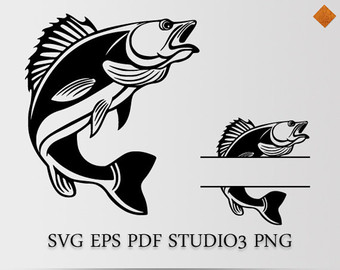 Anglerfish svg #16, Download drawings