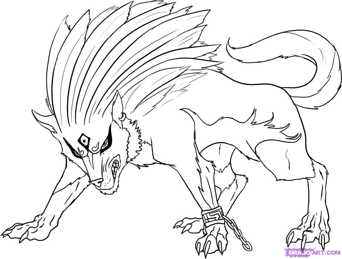 Anima (Video Game) coloring #2, Download drawings
