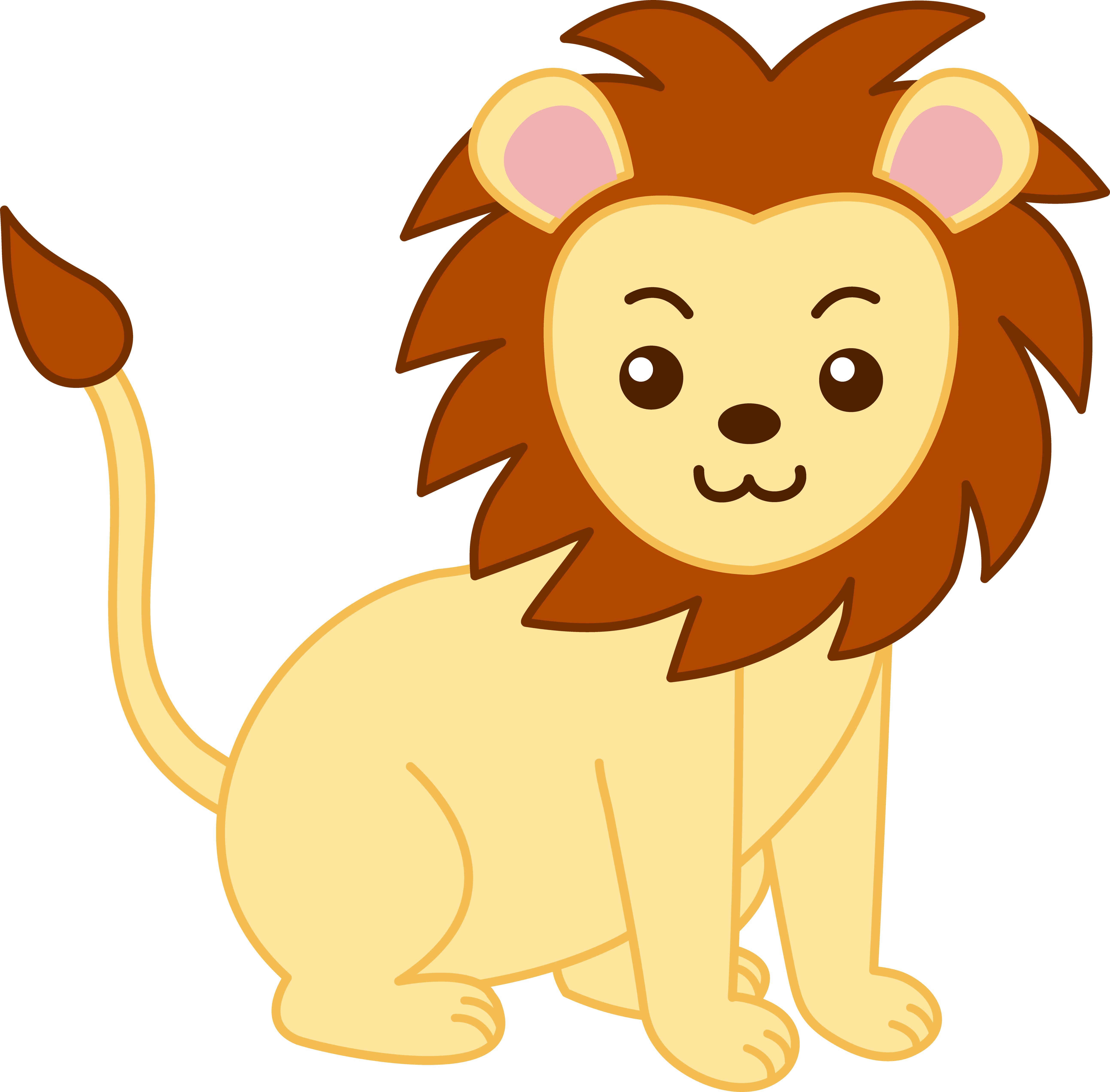 Animal clipart #6, Download drawings