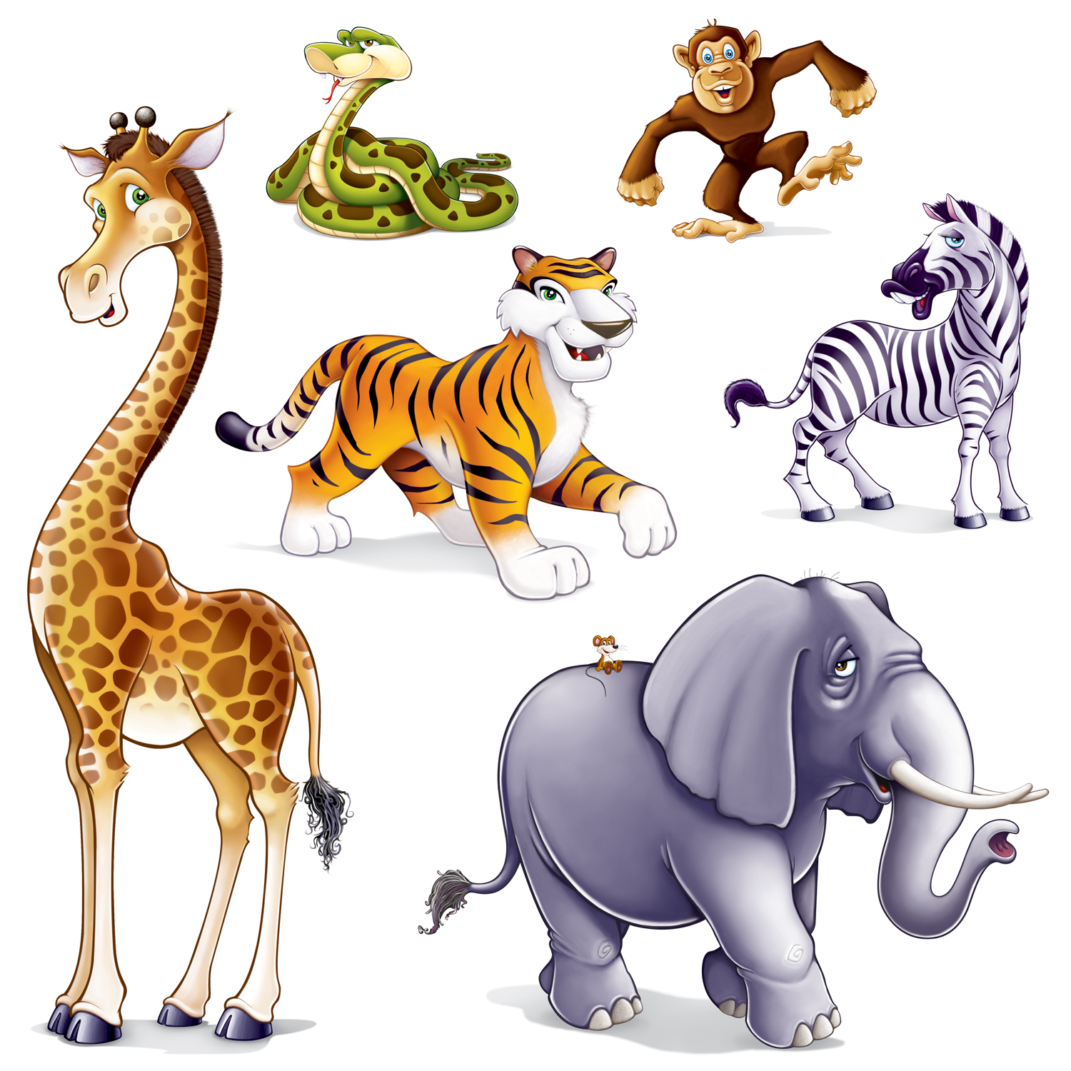 Animal clipart #3, Download drawings
