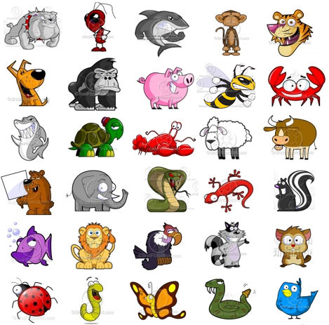 Animal clipart #18, Download drawings