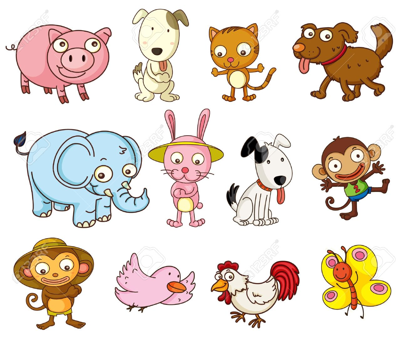Animal clipart #10, Download drawings