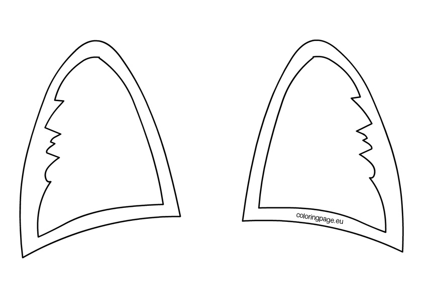 Animal Ears coloring #16, Download drawings