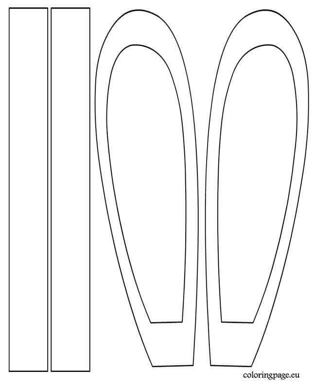 Animal Ears coloring #11, Download drawings