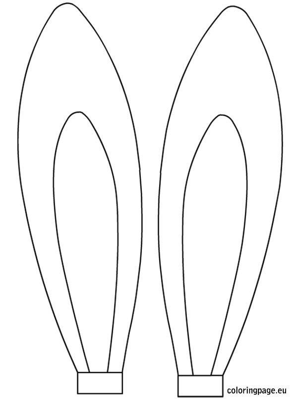 Animal Ears coloring #19, Download drawings