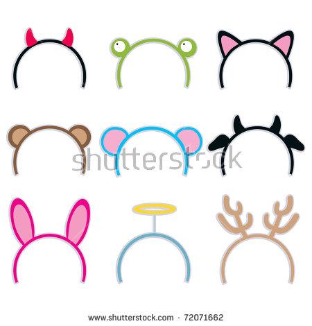 Animal Ears coloring #5, Download drawings