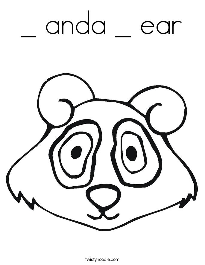 Animal Ears coloring #17, Download drawings