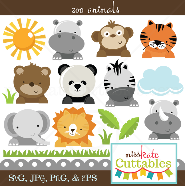 Baby Animal svg #3, Download drawings
