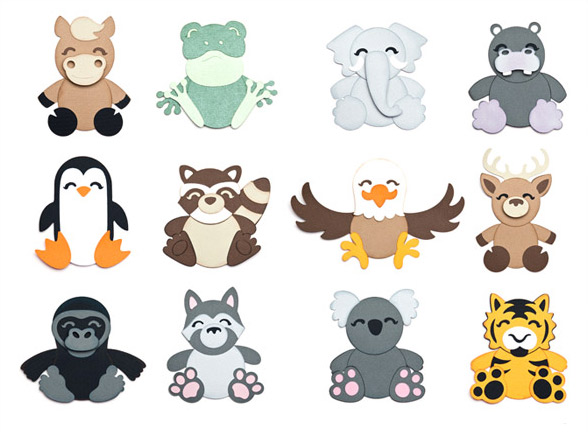 Baby Animal svg #7, Download drawings