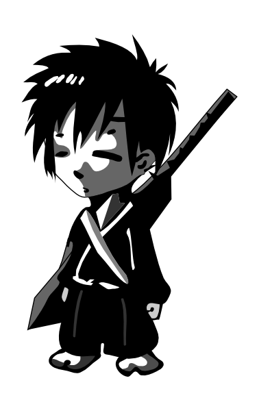Anime clipart #17, Download drawings