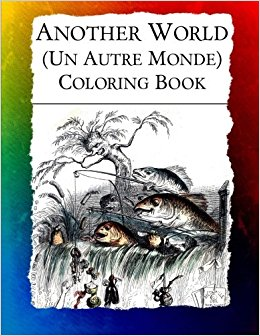 Another World coloring #1, Download drawings