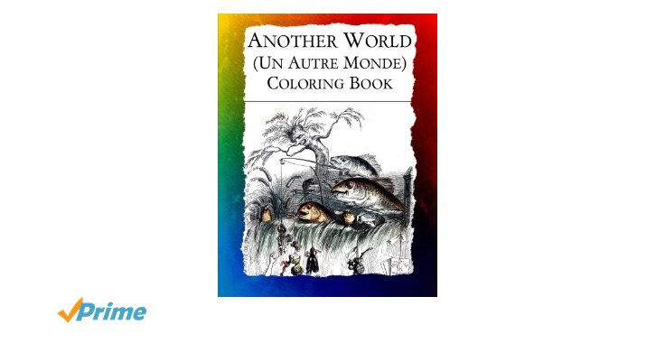 Another World coloring #2, Download drawings
