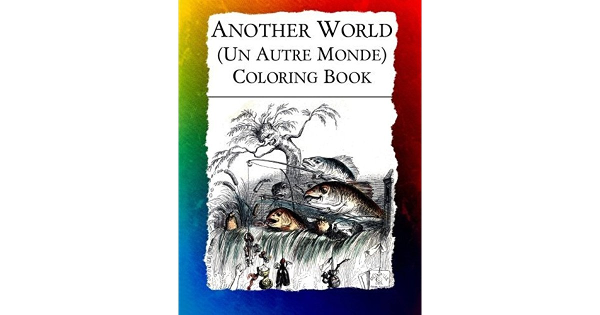 Another World coloring #6, Download drawings
