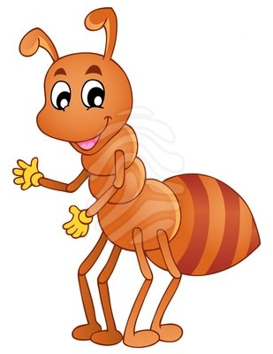 Ant clipart #5, Download drawings