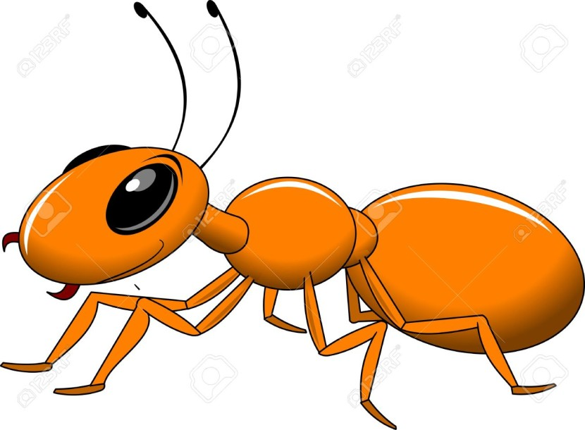 Ant clipart #6, Download drawings