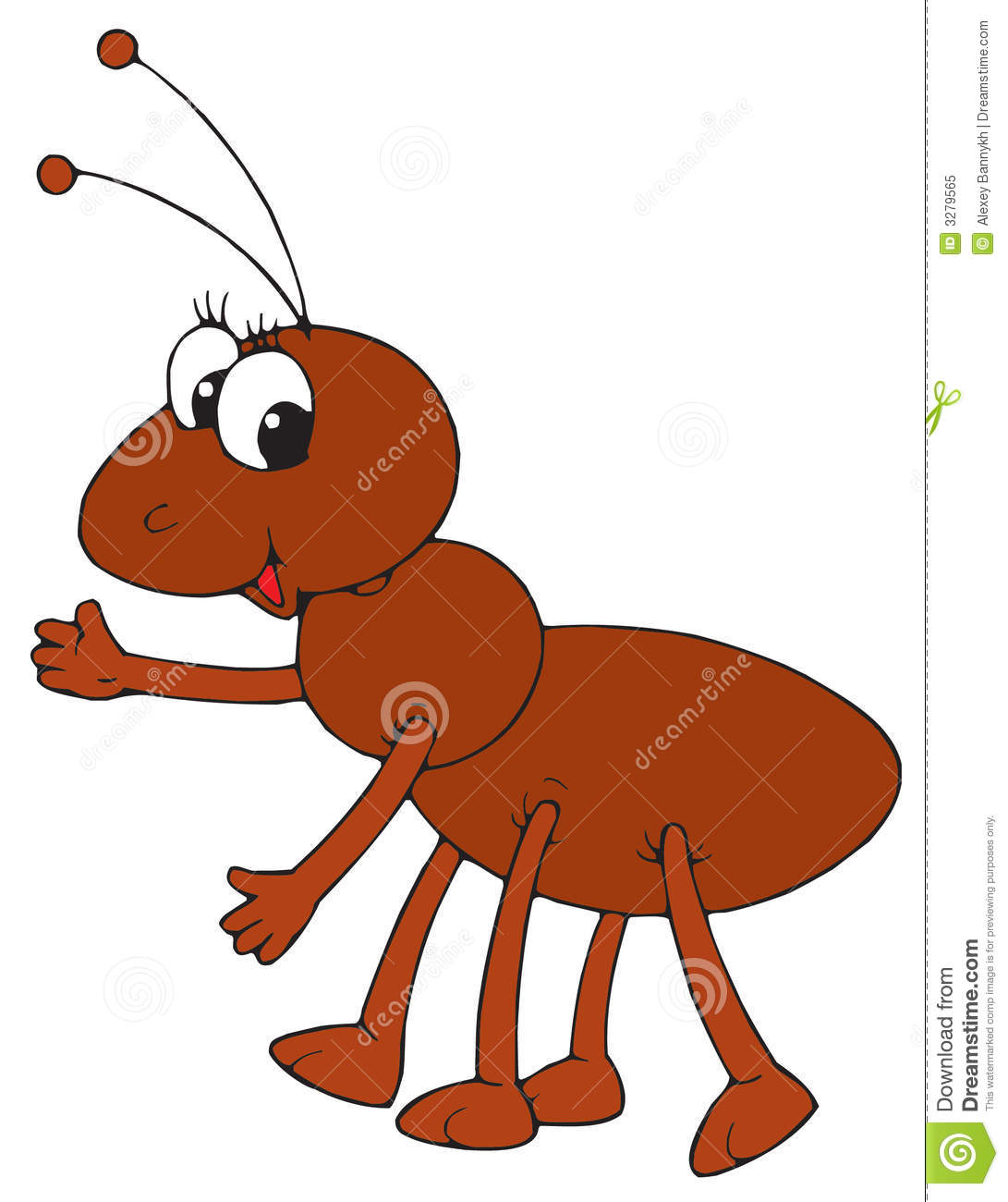 Ant clipart #10, Download drawings
