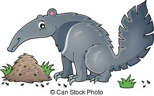 Anteater clipart #14, Download drawings