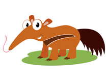 Anteater clipart #12, Download drawings