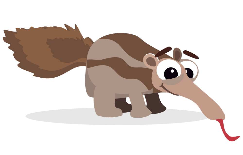 Anteater clipart #10, Download drawings