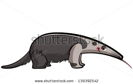 Anteater svg #7, Download drawings