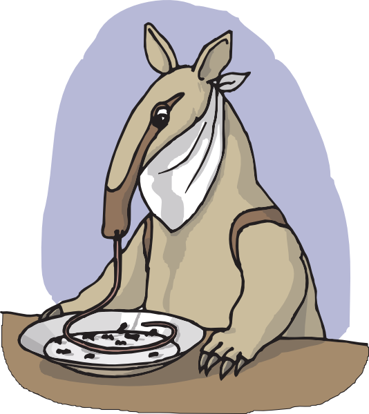 Anteater svg #19, Download drawings