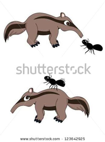 Anteater svg #8, Download drawings