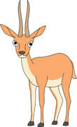 Impala clipart #4, Download drawings