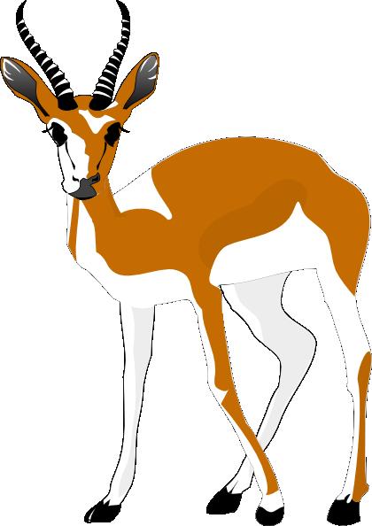Antelope clipart #9, Download drawings