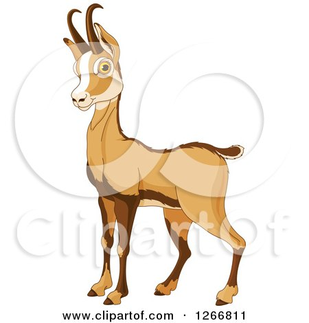Antelope clipart #4, Download drawings