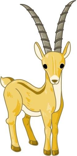 Antelope clipart #18, Download drawings